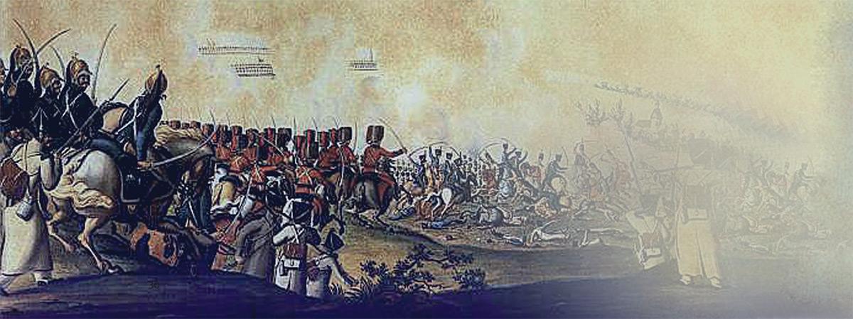4. Die Napoleonische Zeit und ihre Befreiungskriege