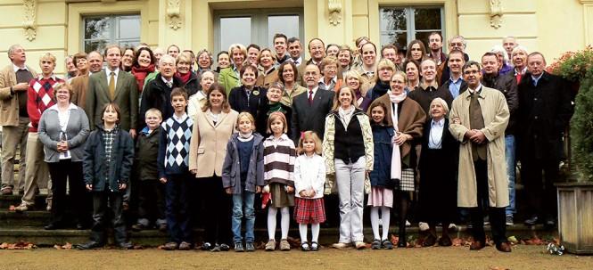 Familie von Massow 2009