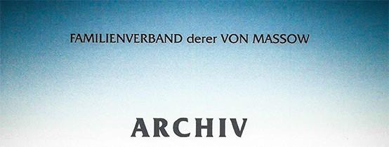 Archivalien Dokumentation